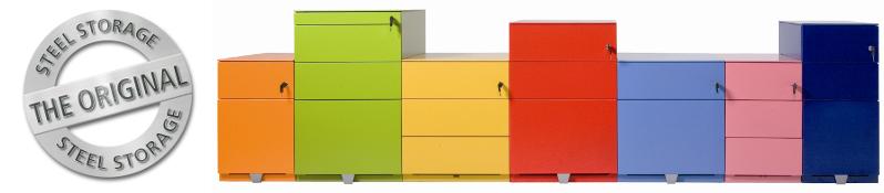 StahlBaBel - Bisley Stahlmöbel Online Shop