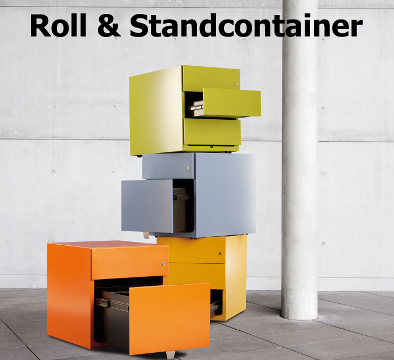 Bisley Container Standcontainer Rollcontainer